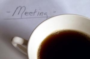 coffee morning meeting