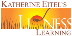 Lioness Learning Logo for In Focus